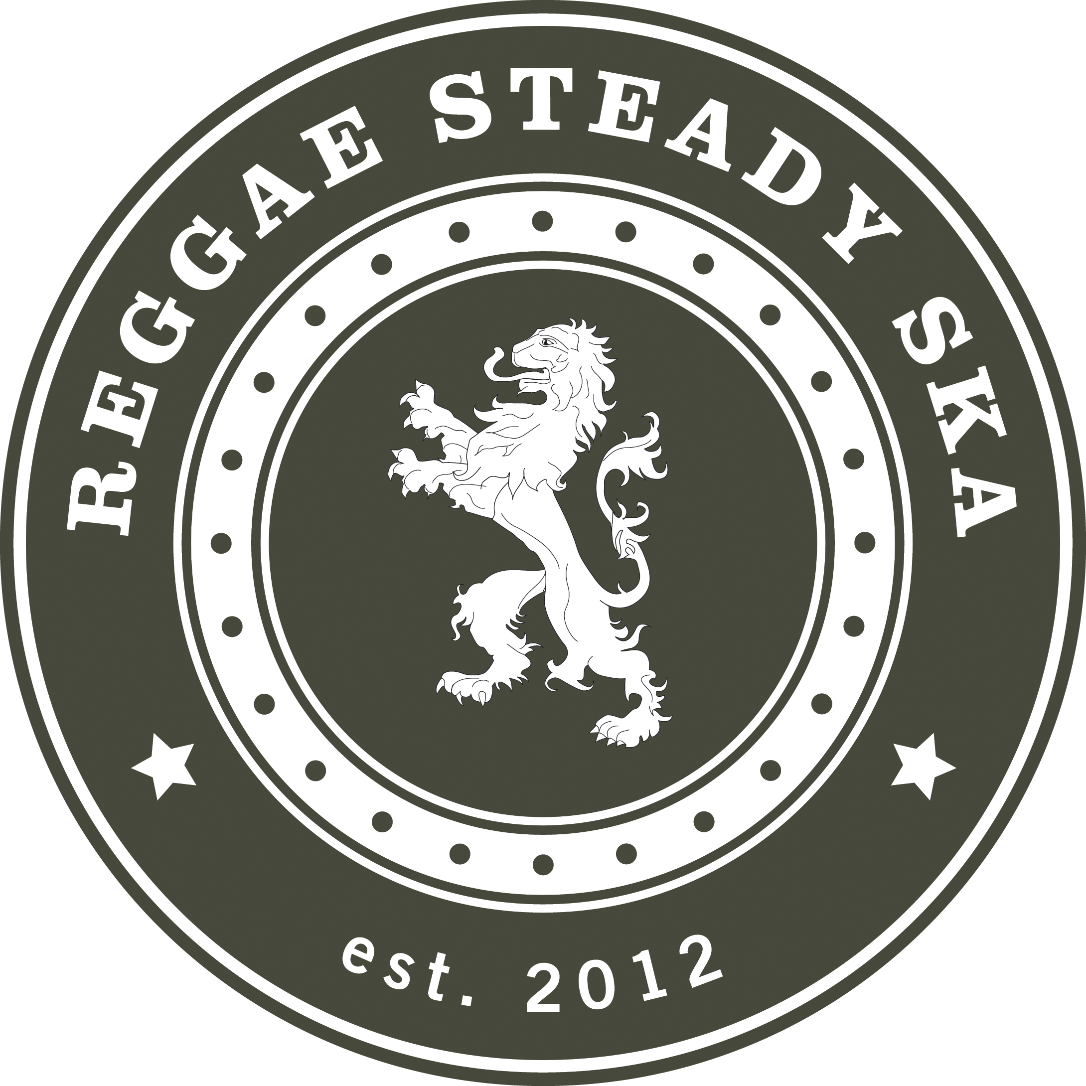 Reggae Steady Ska logo-final-green