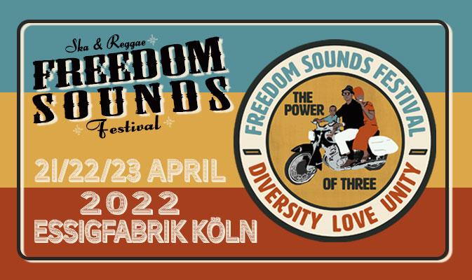 Aller guten Dinge sind drei: Neustart für das Freedom Sounds Festival